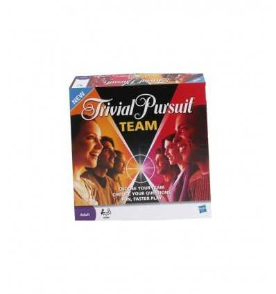 Hasbro-Trivial Pursuit-Team 03692 03692 Hasbro- Futurartshop.com