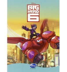 Book big hero 6 9306WD Panini- Futurartshop.com