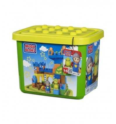 Big Green brick buckets 6616 Mega Bloks- Futurartshop.com
