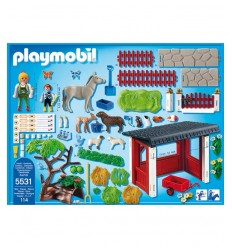 Recinto per animali in Cura 5531 Playmobil-Futurartshop.com