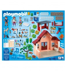 Clinica veterinaria con animali 05529 Playmobil-Futurartshop.com