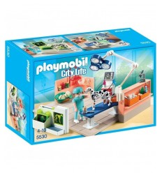 獣医の緊急事態 5530 Playmobil- Futurartshop.com