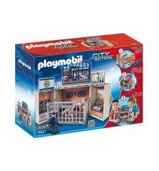 Zone de police 5421 Playmobil- Futurartshop.com
