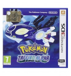 3ds Video-Spiel Pokemon Saphir alpha 2227249 Nintendo- Futurartshop.com