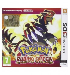 3ds Video-Spiel Pokemon Rubin omega 2227149 Nintendo- Futurartshop.com