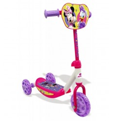 minnie monopattino con 3 ruote 7600450145 Smoby-Futurartshop.com