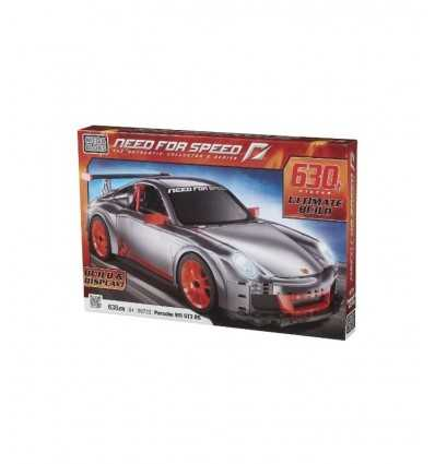 Need for speed assemla your porsche 95722 Mega Bloks- Futurartshop.com