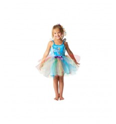 Rainbow Dash Carnival costume 5-6 Years R881840 M Como Giochi - Futurartshop.com