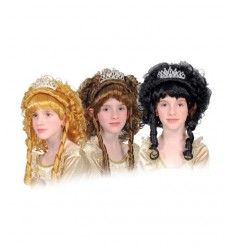 Princess girl wig color 3 72032 Fiori Paolo- Futurartshop.com