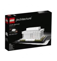Lincoln memorial 21022 Lego-Futurartshop.com