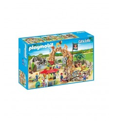 Le grand Zoo Playmobil 6634 Playmobil- Futurartshop.com