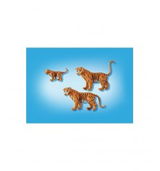 Tiger familjen 6645 Playmobil- Futurartshop.com