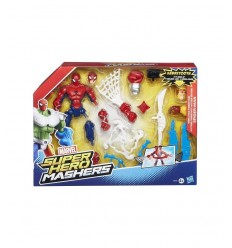 Marvel super hero mashers personaggio Spider man B0677EU40/B0679 Hasbro-Futurartshop.com
