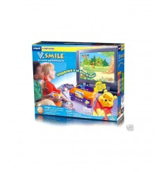 console v-smile with cartoon winnie the pooh 8001444062595 Giochi Preziosi- Futurartshop.com