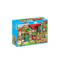 Новая ферма 6120 Playmobil- Futurartshop.com