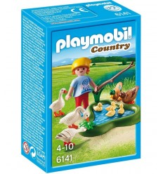 Estanque con cisnes y patos 06141 Playmobil- Futurartshop.com