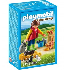 Familia de gatitos colores 6139 Playmobil- Futurartshop.com