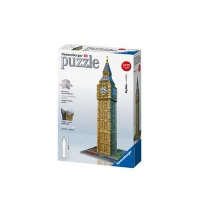 Big Ben 3D puzzle 216 pieces 12554 8 Ravensburger- Futurartshop.com