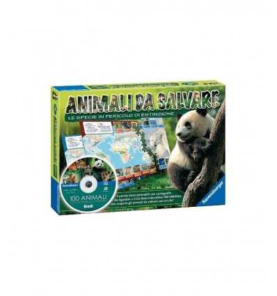 Save animals 24403 Ravensburger- Futurartshop.com