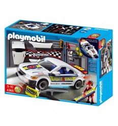 Playmobil course voiture pit stop 4365 Playmobil- Futurartshop.com