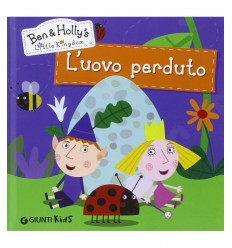book the lost egg Ben and Holly HDG13046 5 Giochi Preziosi- Futurartshop.com