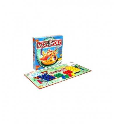 Monopoly Junior 004411030 004411030 Hasbro- Futurartshop.com