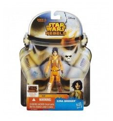 Star wars saga legends figure ezra Bridger A3857E310/A8645 Hasbro- Futurartshop.com