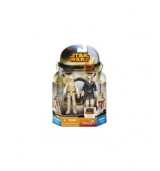 star wars mission series luke skywalker e han solo A5228EU45/B0129 Hasbro-Futurartshop.com