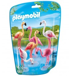 Flamingos i påse 6651 Playmobil- Futurartshop.com