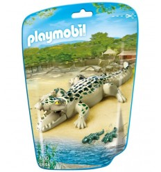 Alligatore con Cuccioli in bustina 6644 Playmobil-Futurartshop.com