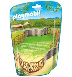 Zoo fence in sachet 6656 Playmobil- Futurartshop.com