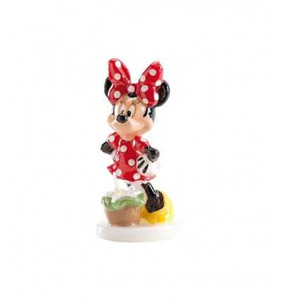 Vaxljus formade minnie 346028 New Bama Party- Futurartshop.com