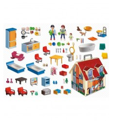 Bärbar Dollhouse 5167 Playmobil- Futurartshop.com