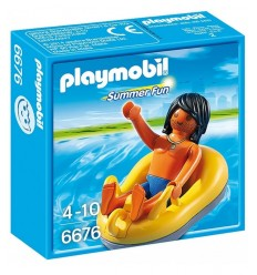 Playmobil chico con barco 6676 Playmobil- Futurartshop.com