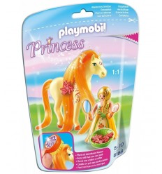 Playmobil princesse Sun avec poney 6168 Playmobil- Futurartshop.com