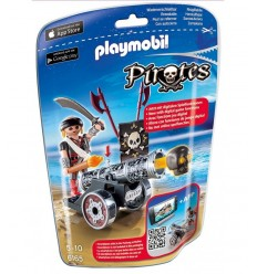 playmobil pirata con cannone 6165 Playmobil-Futurartshop.com