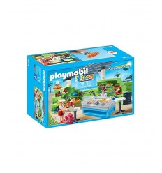 Restauration rapide avec boutique 6672 Playmobil- Futurartshop.com