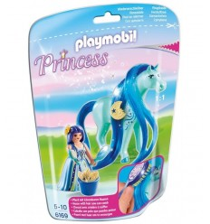 Playmobil princesse lune avec poney 6169 Playmobil- Futurartshop.com