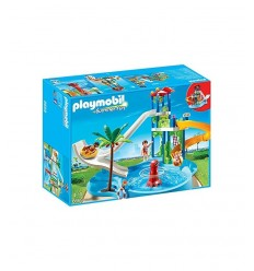 Playmobil tour des diapositives avec piscine 6669 Playmobil- Futurartshop.com