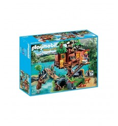Treehouse avec pont suspendu 5557 Playmobil- Futurartshop.com