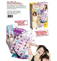 violetta decorazioni fashion 47635 Lisciani-Futurartshop.com
