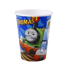 10 glasses Thomas and friends 116142 Magic World Party- Futurartshop.com