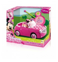 Minnie's RC car with character 181199MI2 IMC Toys- Futurartshop.com