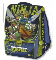 Teenage Mutant ninja turtles ryggsäck-töjbart 87654 Giochi Preziosi- Futurartshop.com