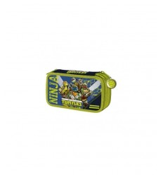 Boîte triple Teenage Mutant ninja turtles 87657 Giochi Preziosi- Futurartshop.com