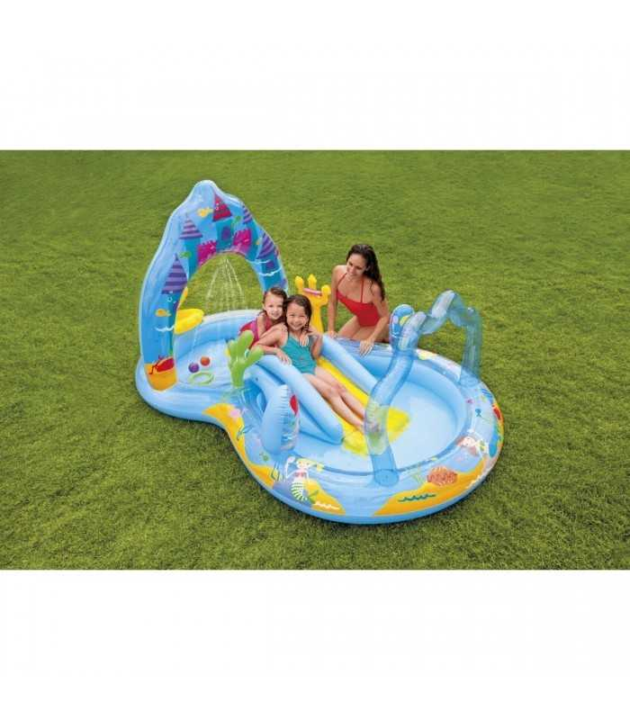 Piscina gonfiabile castello principesse intex futurartshop - Intex piscina gonfiabile ...