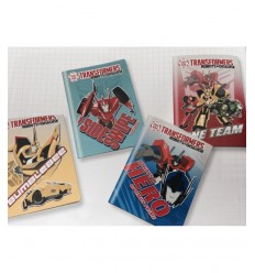 transformers notebook a4 line at 87643 Giochi Preziosi- Futurartshop.com
