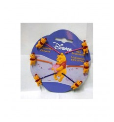 Accessori capelli winnie the pooh 6 pezzi 3384370058647 Dedit-Futurartshop.com
