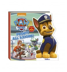 Book paw patrol ready for action adventures 21885 Giochi Preziosi- Futurartshop.com