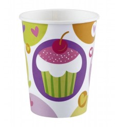 cupcake cups 8 Pack FBM997211 Anagram- Futurartshop.com